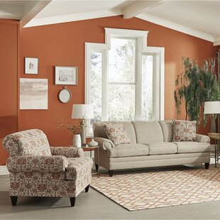 Pedroza 2 Piece Living Room Set by Canora Grey