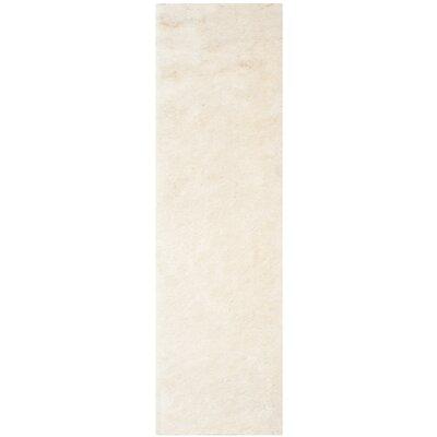 Modern Ivory Amp Cream Runner Rugs Allmodern