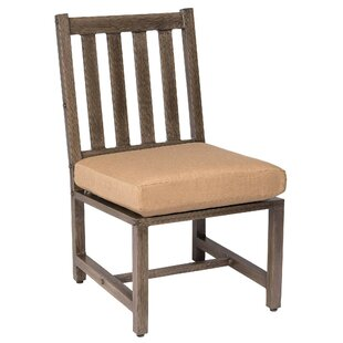 Woodlands Patio Dining Chair by Woodard