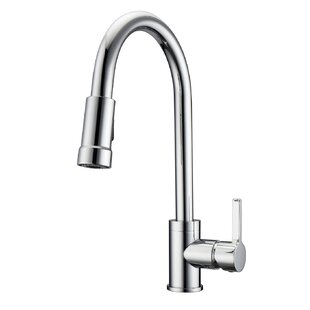 Barclay Firth Pull Down Single Handle Kitchen Faucet