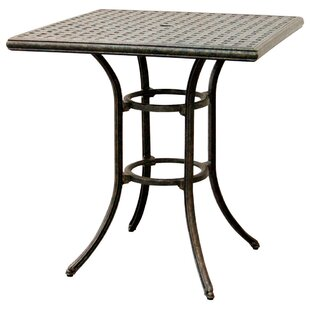 Claverton Bar Table by Darby Home Co Comparison