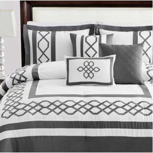 Design Studio Bailey 7 Piece Comforter Set