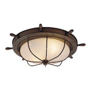 Ardane 2-Light Outdoor/Indoor Flush Mount