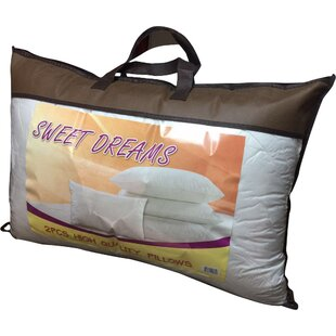 At Home Polyfill Standard Pillow (Set of 2)