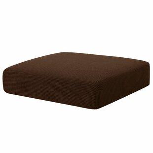 Howkwa High Stretch Jacquard Box Cushion Chair Cushion Slipcover By Winston Porter