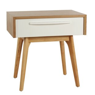 Bargain Villa End Table with Storage by Langley Street