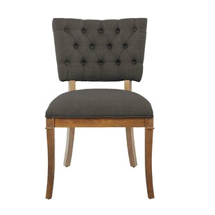 Gary Upholstered Dining Chair by Ophelia & Co. Wonderful