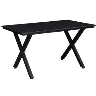 Wrought Studio Galina Rectangular Modern Contemporary Dining Table