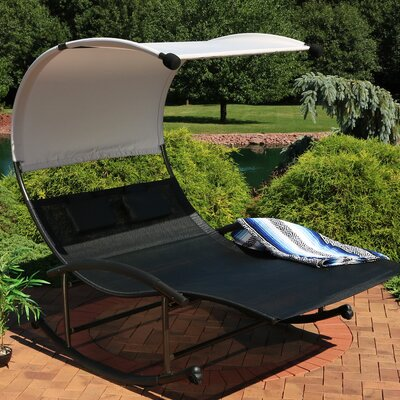 Double Patio Chaise Lounge Chairs You Ll Love In 2020