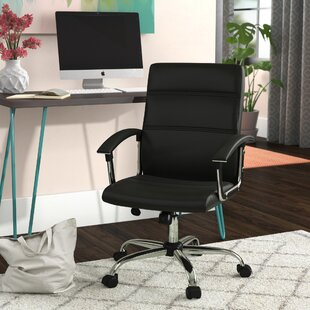 Wrought Studio Rybicki Mid-Back Desk Chair