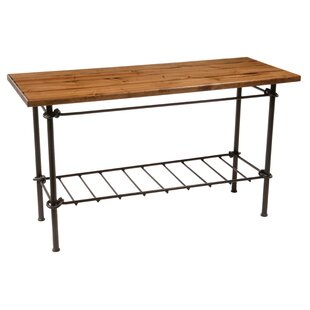 Review Treadwell Console Table By Millwood Pines