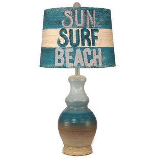Great Price Coastal Living 28.5 Table Lamp By Coast Lamp Mfg.