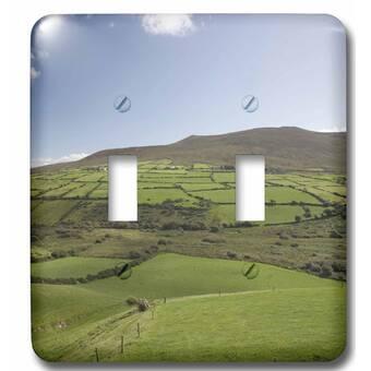 3drose Barn Farm Country Palouse Colfax Washington 1 Gang Toggle Light Switch Wall Plate Wayfair