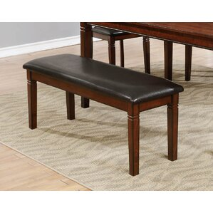 Upholstered Bench by BestMasterFurniture