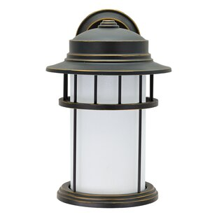 Reviews 1-Light Outdoor Sconce By Aspen Creative Corporation