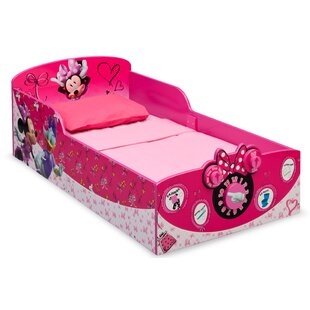 Minnie Mouse Convertible Toddler Bed