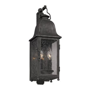 Check Prices Susannah 2-Light Outdoor Wall Lantern By Darby Home Co