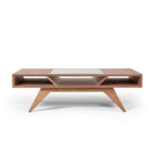 Best Reviews Eckhoff Coffee Table with Storage By Corrigan Studio