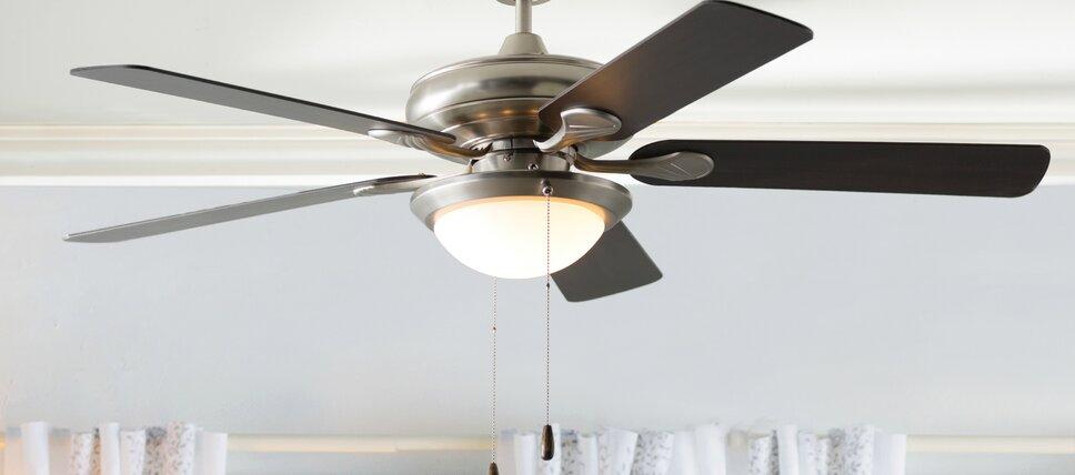 sleek ceiling fans modern ceiling lights allmodern