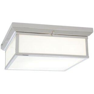 Jenice 1-Light LED Flush Mount