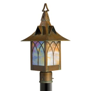 Wentzel 1-Light Lantern Head by Millwood Pines