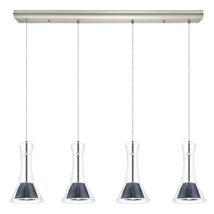 Brayden Studio Amanda 4-Light Kitchen Island Pendant