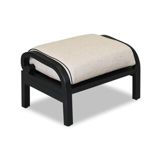 Monterey Ottoman with Cushion by Sunset West
