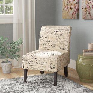 Berger Slipper Chair By Lark Manor