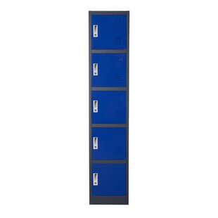 Nova QwiK 5 Door Storage Cabinet by Diamond Sofa
