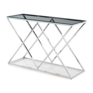Gabrielle Console Table By Canora Grey