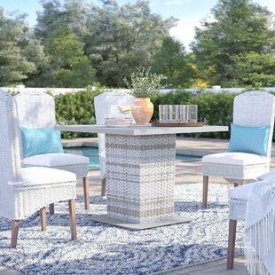 Falmouth Dining Table by Sol 72 Outdoor Wonderful