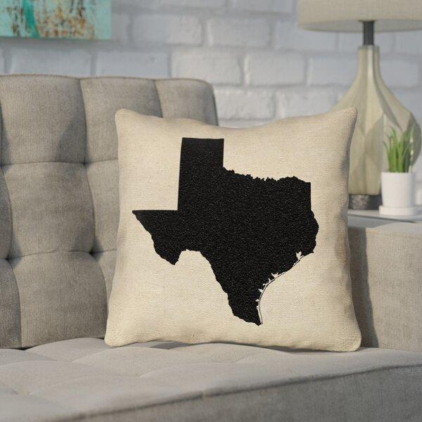 Texas Outdoor Pillow Wayfair