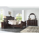 Treyton Sleigh Configurable Bedroom Set by Astoria Grand