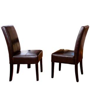 Latitude Run Danielle Side Chair (Set of 6)