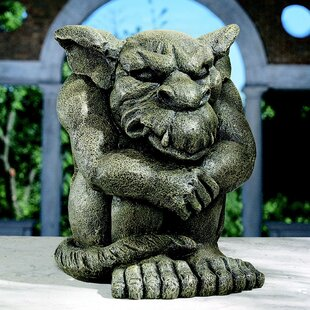 Design Toscano Detest The Rest Gargoyle S..