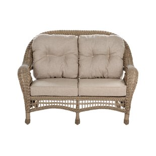 Ophélie 6 Piece Rattan Sofa Set with Cushions