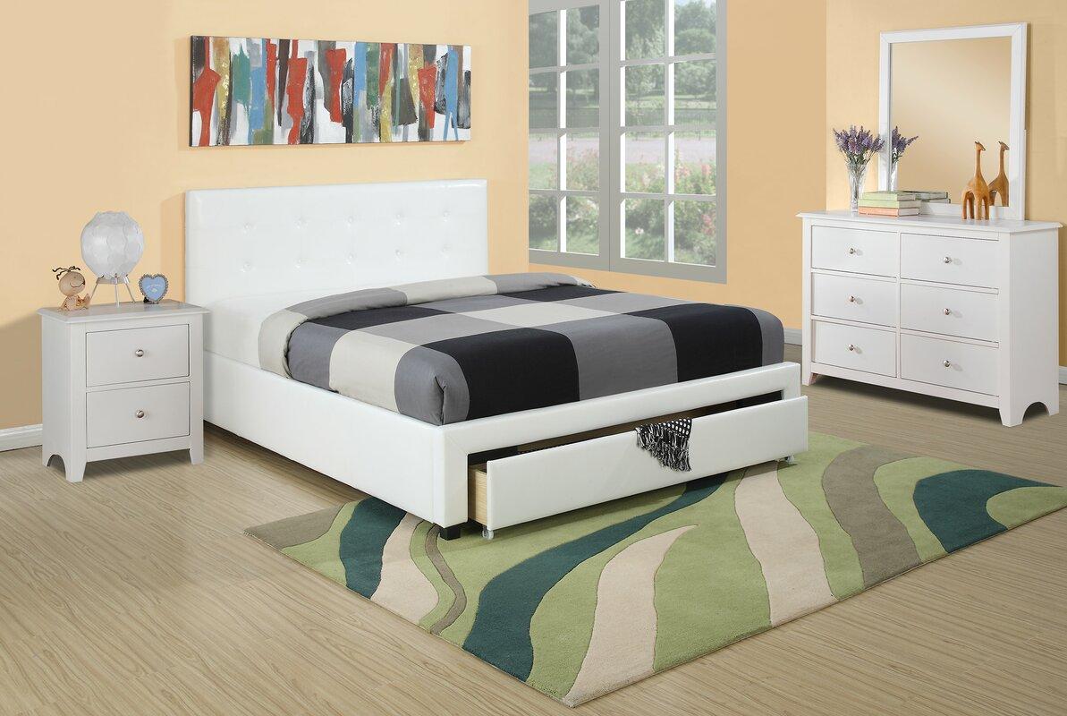 Winston Porter Copenhaver 3 Piece Bedroom Set & Reviews   Wayfair