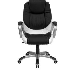Flash Furniture High-Back Desk Chair (Set of 2)