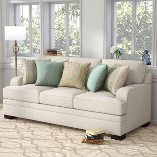 Hattiesburg Parchment Sofa