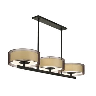 Sonneman Puri 6-Light Bar Kitchen Island ..