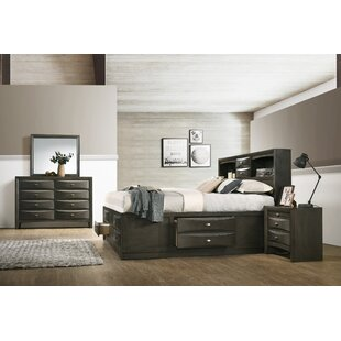 Carle Platform 5 Piece Bedroom Set by Red Barrel Studio Cheap