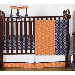 Arrow 4 Piece Crib Bedding Set BySweet Jojo Designs