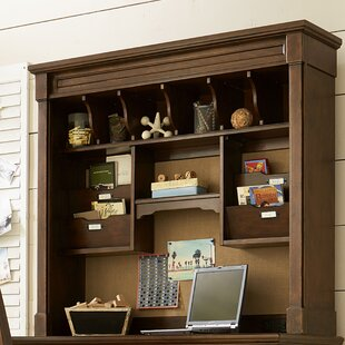 Big Sur By Wendy Bellissimo 42 x 47 Desk Hutch by Wendy Bellissimo LC Kids