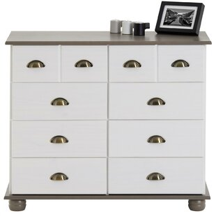 Castaneda 11 Drawer Chest By Brambly Cottage