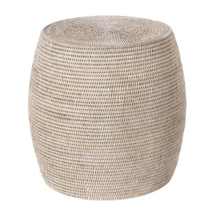 Price Check Round Rattan Stool By Kouboo