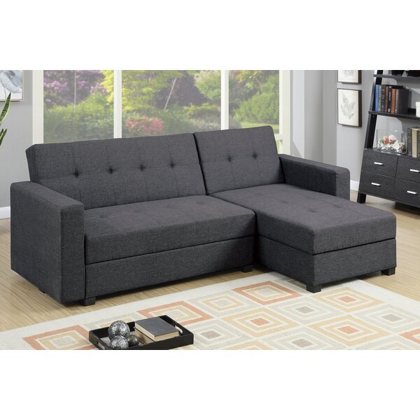 sc 1 st  Wayfair : sectional with reversible chaise - Sectionals, Sofas & Couches