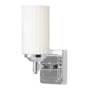 Ebern Designs Brad 1-Light Outdoor Flush Mount