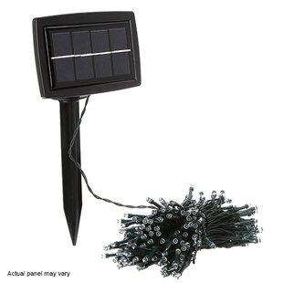 Solon 72 ft. 200-Light Wide Angle LED Mini String Light by Freeport Park