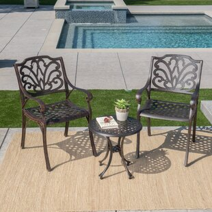 Kastner 3 Piece Conversation Set