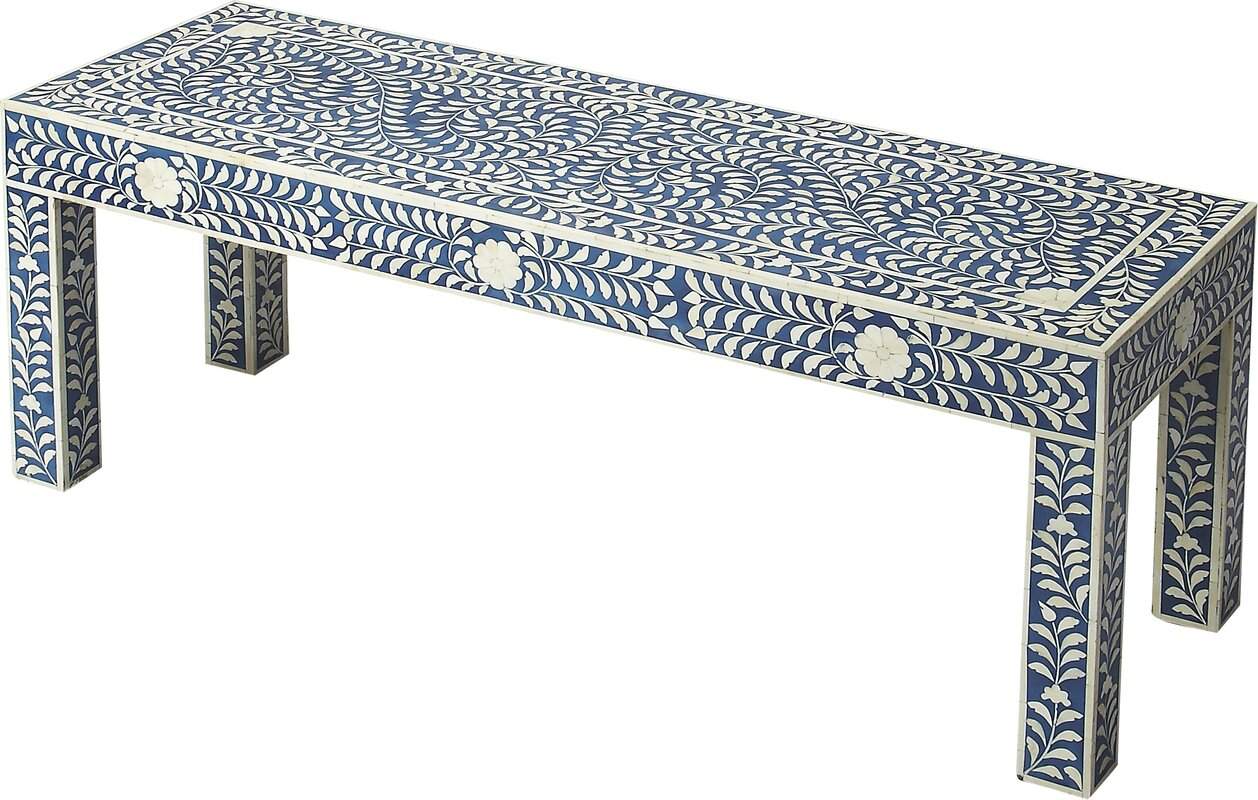 Cheval Wood Bench